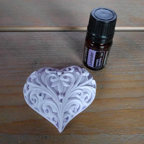 Geursteen + Lavender